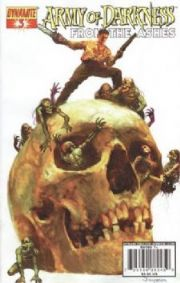 Army of Darkness #3 From the Ashes Arthur Suydam Cover